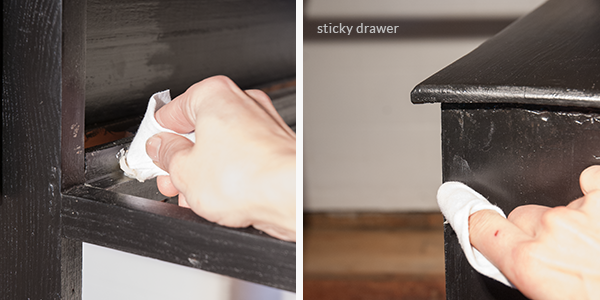 Sticky Drawer : Resolved