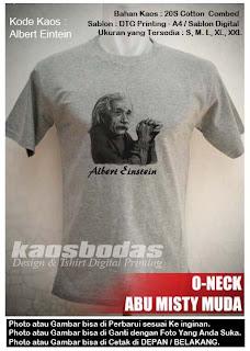 Kaos Einstein 01