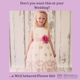 Flower Girl Etiquette—Why Her Caregiver Deserves Consideration