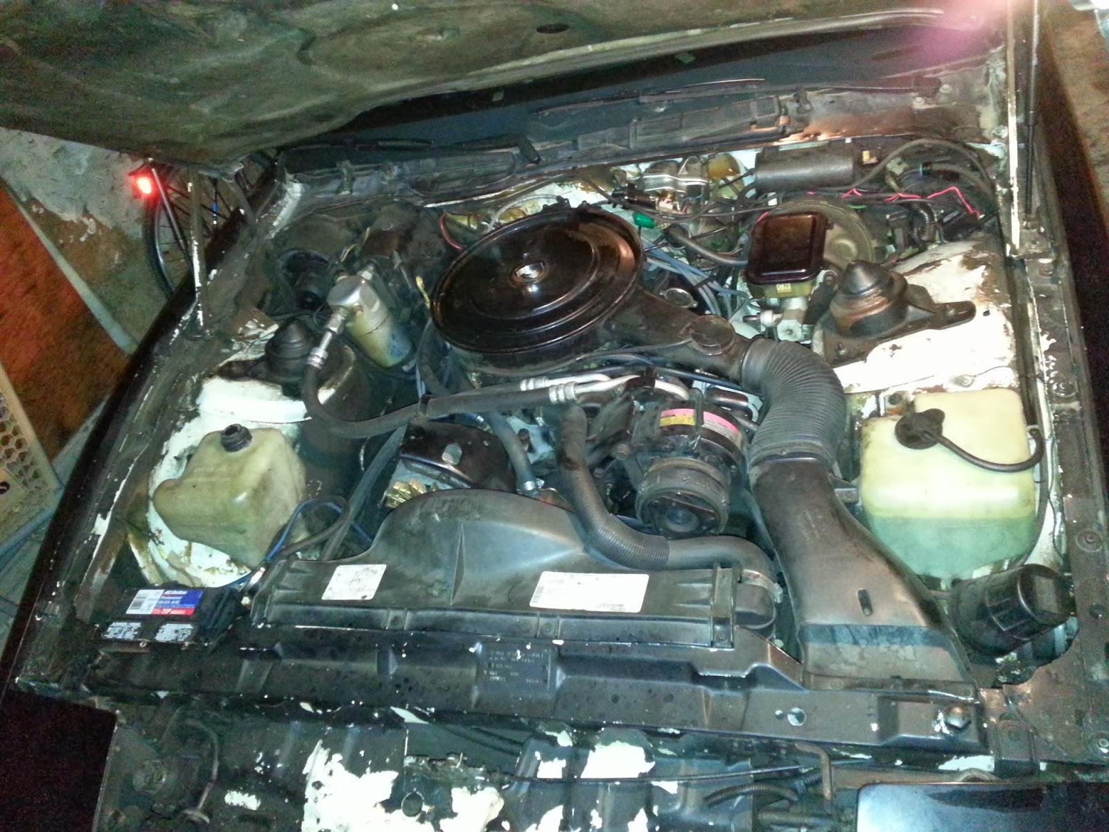 My Knight Rider 2000 Project So Whats Under The Hood