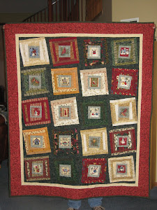 Friendship Christmas Quilt