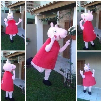 fantasia da Peppa pig