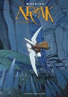 Arzak - El vigilante - Moebius