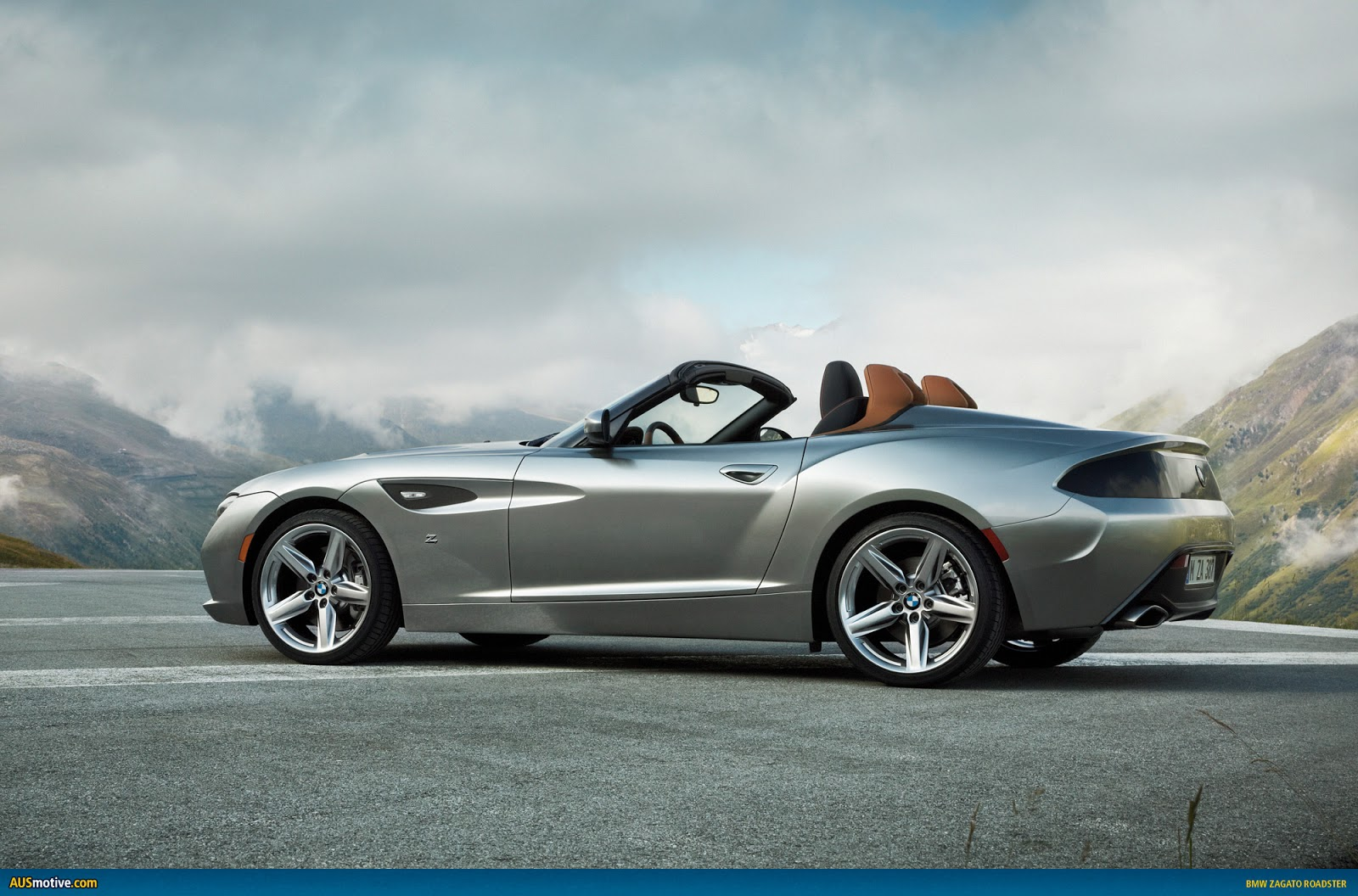 Zagato Bmw Roadster Amp Coupe Takeyoshi Images