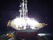 . se enriquecieron notablemente, pues las ventas de casi 125 licencias que . malvinas pesca calamar