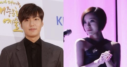 Lee Min Ho to have a duet with Taiwanese actress Kuo Caijie