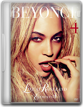 Beyoncé - Live at Roseland Elements of 4 - DVDRip (2011)