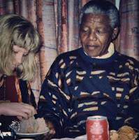 Jag frågade Mandela en sak