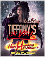Nightmare on Vine Tiffanys Hollywood Halloween