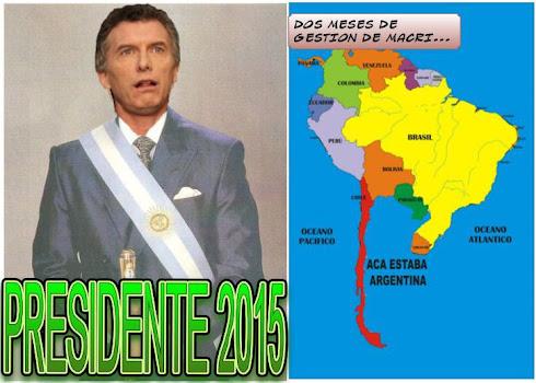 En Argentina todo es posible...