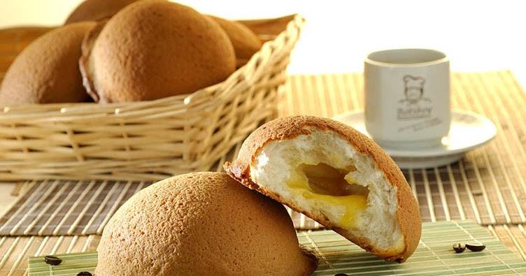 Resep Dan Cara Membuat Roti Boy Atau Roti O Aroma Kopi