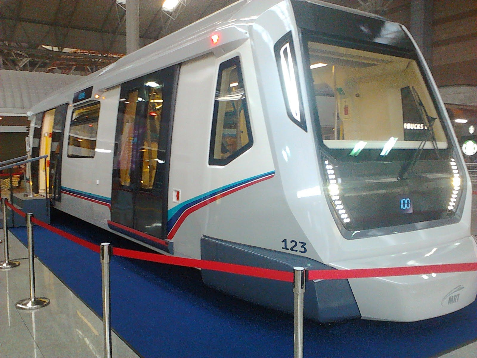 Proposed MRT 7