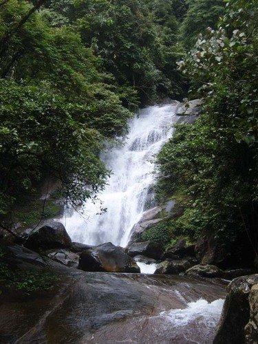 Pesona Air Terjun Dingin Aceh Selatan Dan Legenda Puteri Naga