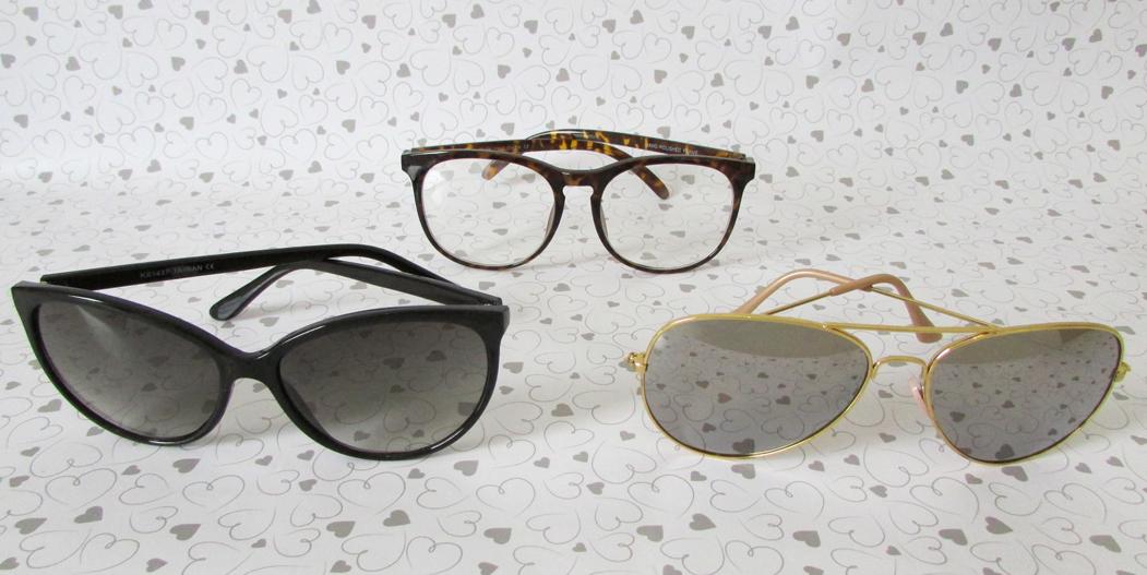 loja, óculos de sol, Bleudame