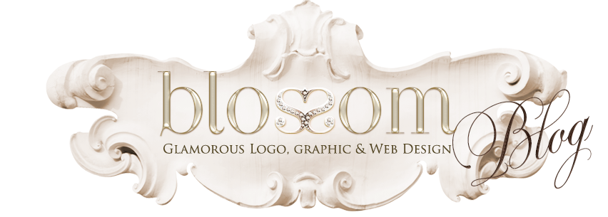 Blossom Style Inspiration: Graphic, Web, Fashion, Interior and Object Design