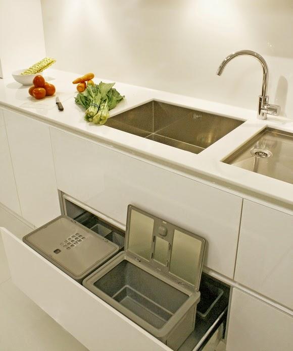 Grafis Interior Model Kitchen Set