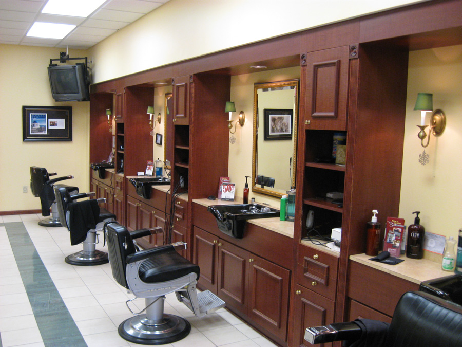Barber Shop Design Barber Uniforms Galleries