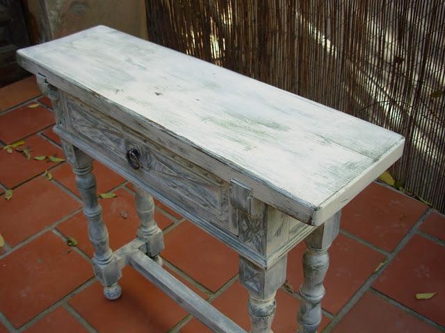 Acabados matiz restauracion de muebles antiguos for Muebles corman