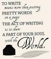 A GOOD WRITER!