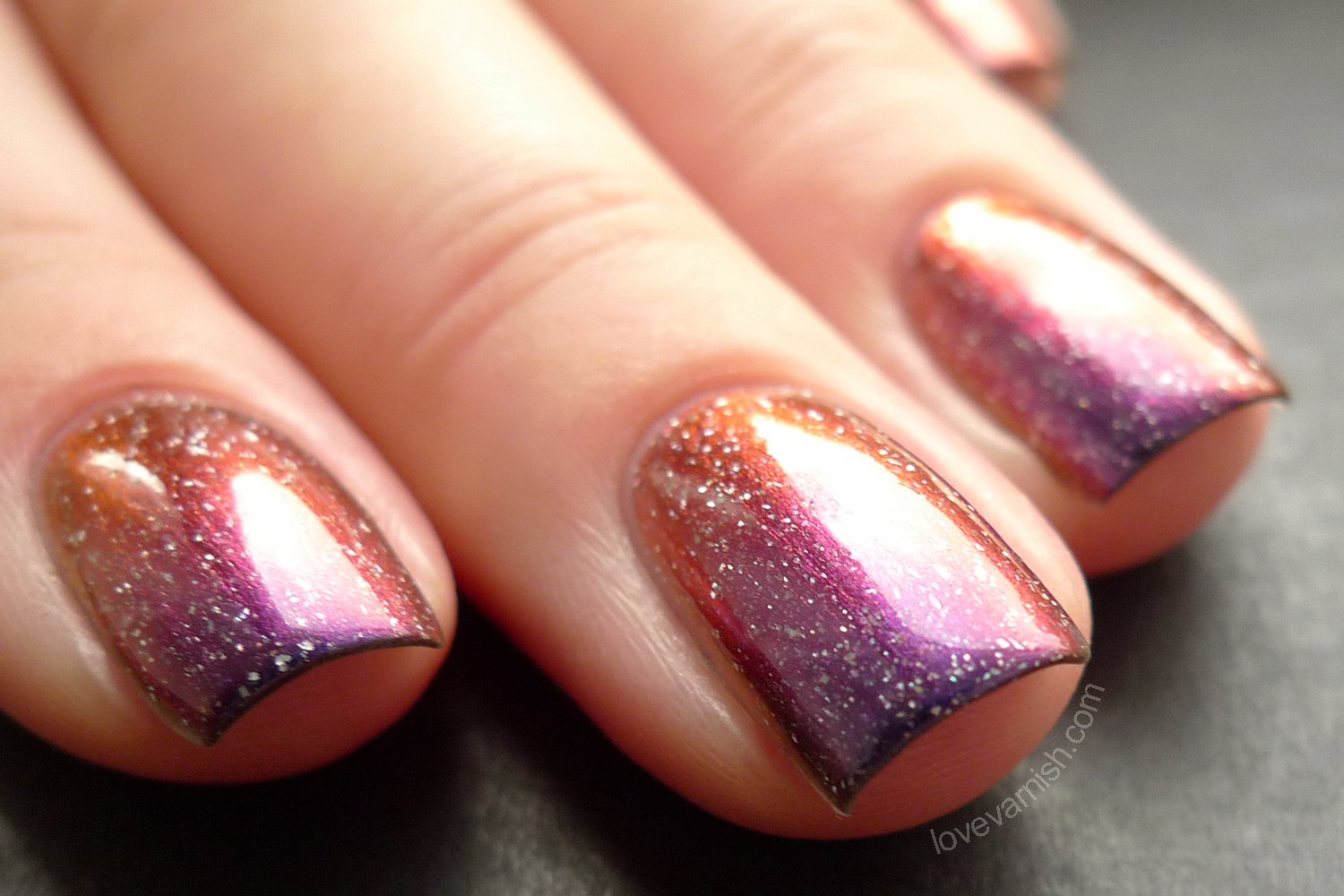 Dance Legend Galaxy Pulsar swatches and review