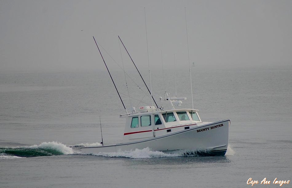 Wicked Tuna Fishing Boats