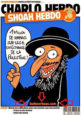 Akhbar Jerman Siar Karikatur Persenda Yahudi Secara Tidak Sengaja