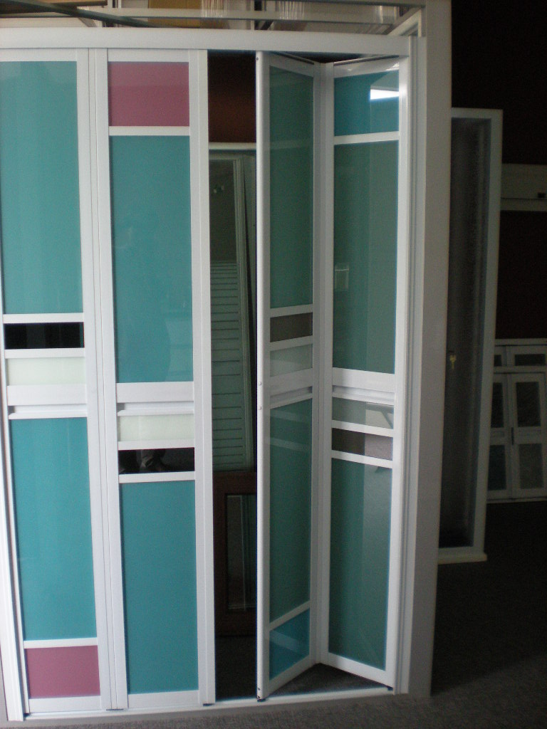 Bi fold doors for bathroom - Bi Fold Door The Bi Fold Door Is Used Primarily For The Bathroom Door As It