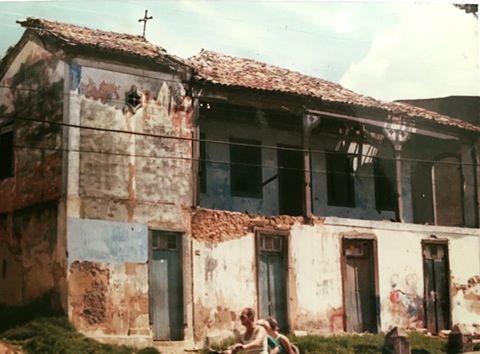 Fazenda do Gallo ou Boa Vista - Barbacena MG- Agonia e demolição