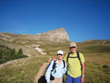 Climbing Uncompahgre