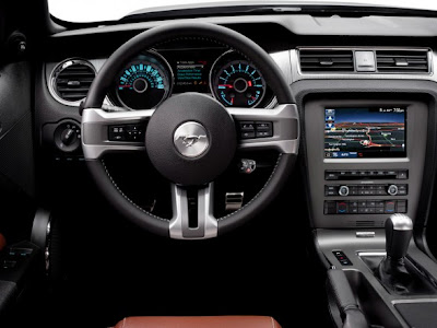 Mustang2013 Selectshift on The New Model Mustang Which Matches On Sale In Spring 2012 Offers A