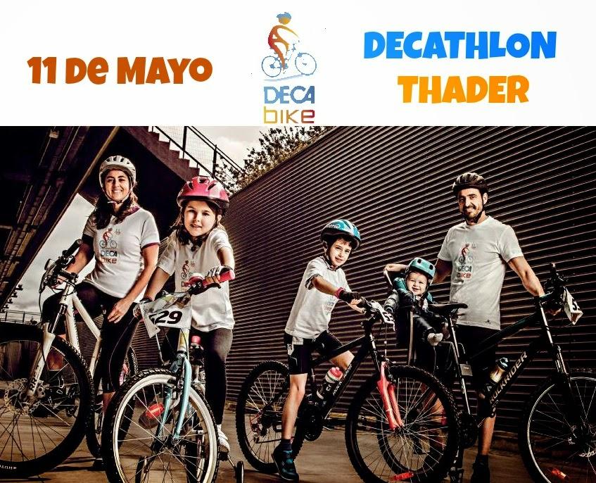 Decabike 2014 Murcia