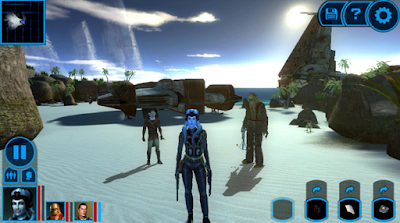 Star Wars™: KOTOR  1.0.6 Apk 2