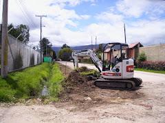 Limpieza Vallados 2012