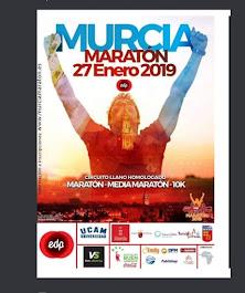 27-01-2019 VI MARATÓN MURCIA