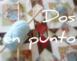 Si quieres coser o tejer conmigo...
