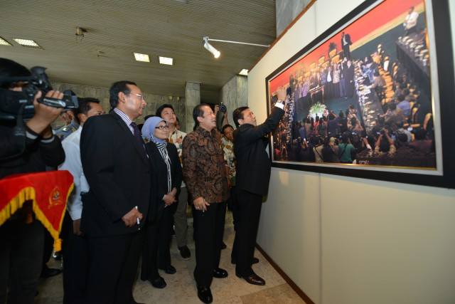 Wartawan Parlemen Ikut Ramaikan HUT DPR RI