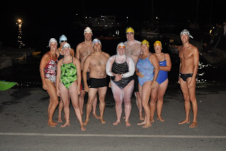 The Daily News Of Open Water Swimming In Search Of Memphré Across - Length of usa in miles