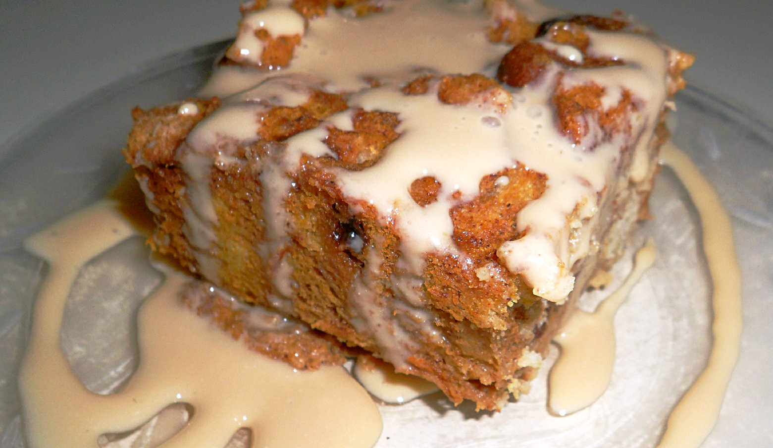 Cooking to Perfection: Pumpkin Bread Pudding with Maple Sauce