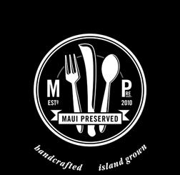 Maui Preserved
