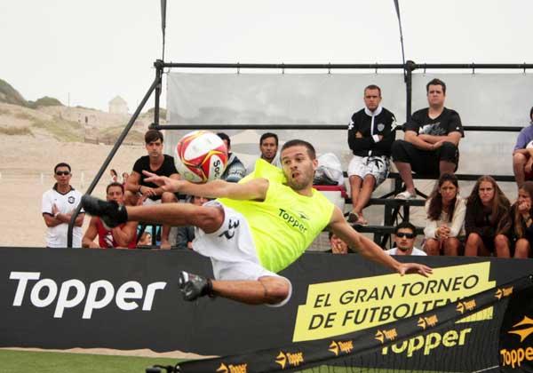 Hinchas de Cipo la rompen en la Copa David de fútbol-tenis