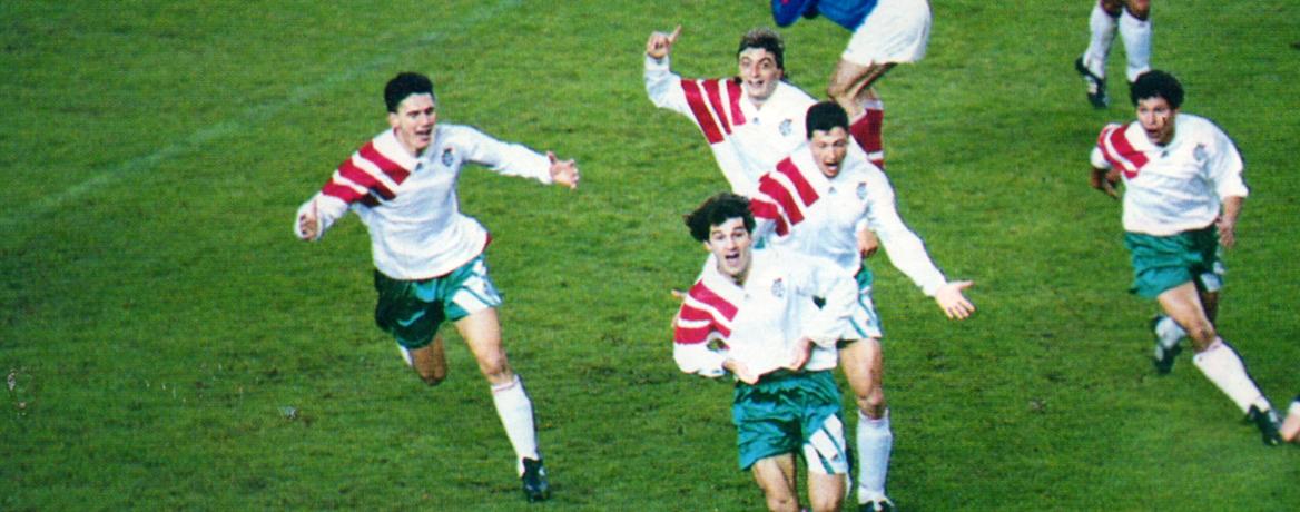 Francia - Bulgaria 1993