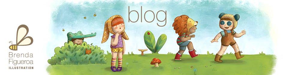 Brenda Figueroa Illustration