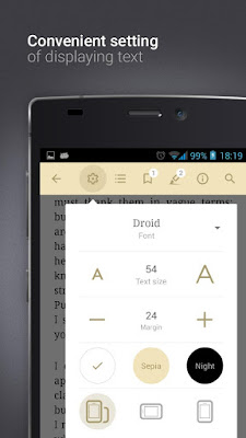 eReader Prestigio 5.3.0 APK for Android