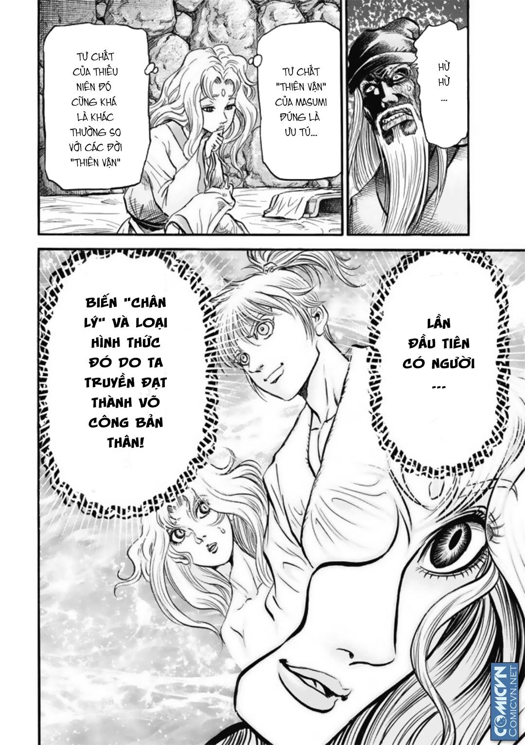 Chú bé rồng-Ryuuroden chap 280 Trang 11