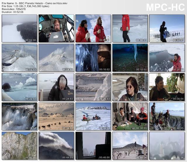 37GB|BBC|Planeta Helado|9-9|FullHD 1080p|Mega|Taykun7000
