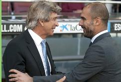 Advierten a Pellegrini y Wenger: ´´Guardiola quiere dirigir en Premier y podría ser el City o Arsen
