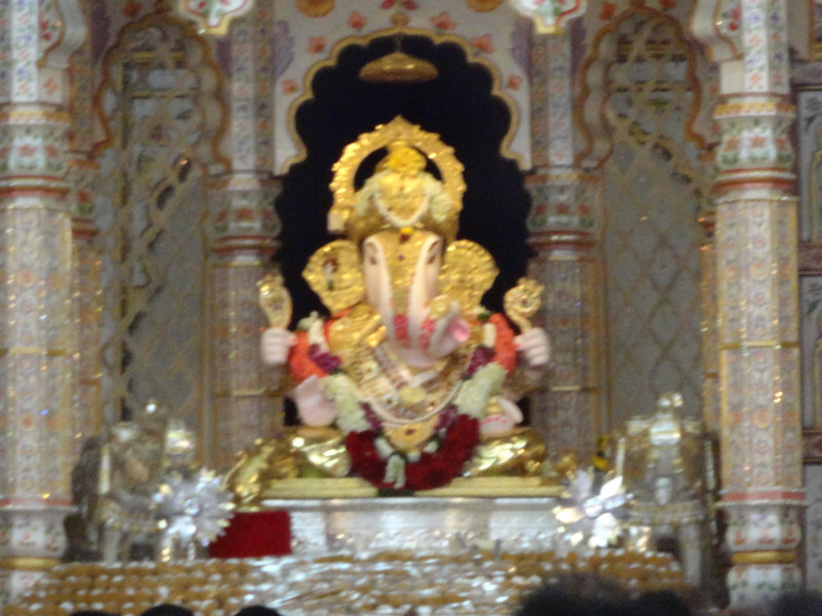 Pune Ganpati Festival 2012