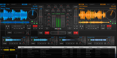 Novo Visual do MIXXX 1.11.0
