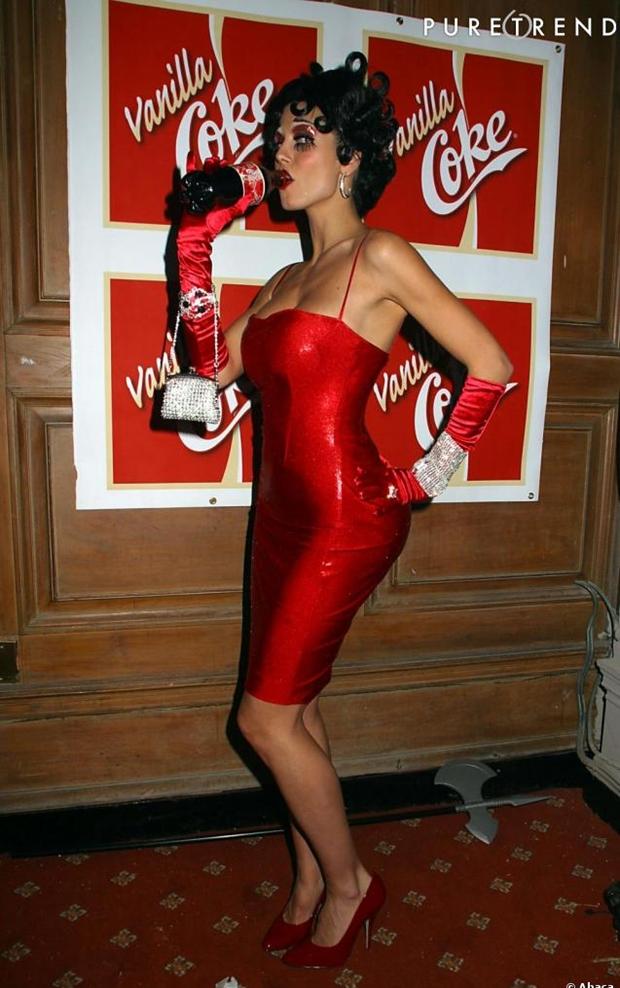 Halloween Queen III, Heidi Klum - Stylish Starlets