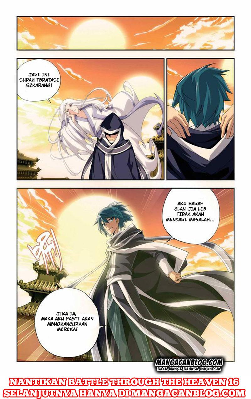 Battle Through Heaven Chapter 15-24